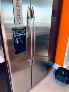 GE Refrigerator Appliance repair service