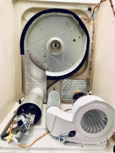 Kenmore Dryer repair services in Chicago