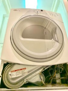WHIRLPOOL duet dryer repairs services