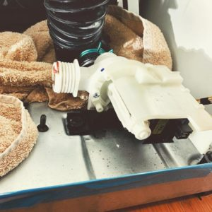 Frigidaire Front Loader Dryer Appliance Repair in Chicago