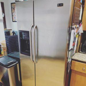 GE refrigerator services