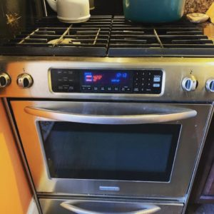 Kitchen Aid oven and stove repair