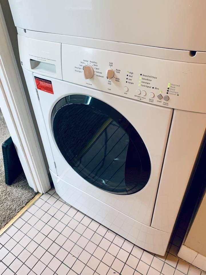 Frigidaire Front Loader Dryer Appliance Repair Chicago